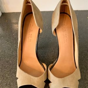 Gorgeous Lamb Heels.